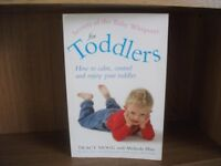 Secrets of the Baby whisperer for Toddlers by Tracy Hogg