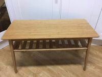 Used Finede Ikea Coffee Table