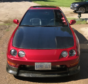 REDUCED TURBO Integra 466 whp - Carbon - 60km/body - MUST SELL
