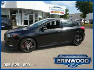 2015 Ford Focus STCPO 1.9%/12MO/20,000KM EXT WARR