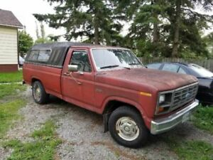 1984 Ford F-150 Pickup Truck NEED GONE ASAP MAKE AN OFFER