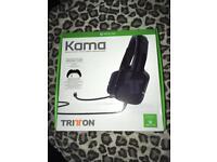 Xbox one tritton headphones