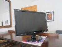 LG W2043S-PF 20-inch Monitor