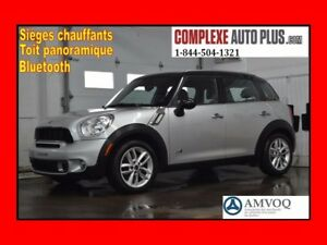 2011 Mini Cooper Countryman S ALL4 AWD *Cuir, Toit pano.