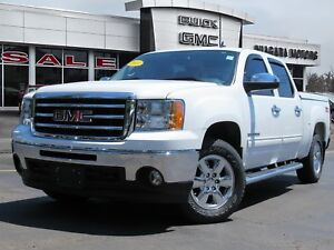 2013 GMC Sierra 1500 SLE Crew Cab 4WD **ONE Owner - Purchased AN