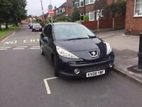 Peugeot 207 great condition low mileage