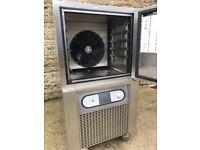 fosters commercial blast freezer unit