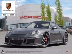 2014 Porsche 911 GT3 - Amazing Color Combo w/Red Stitching
