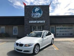2011 BMW 3 Series LOOK! CLEAN 323I! FINANCING AVAILABLE!