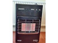 Calor gas heater plus gas bottle