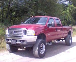 2003 Ford F-350 Pickup Truck
