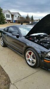 2007 Ford Mustang Stage 3 Roush BlackJack edition Supercharged