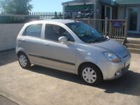 Chevrolet Matiz 1.0 SE+ NEW MOT PAY AS YOU GO OR CREDIT OR DEBIT CARDS WELCOME