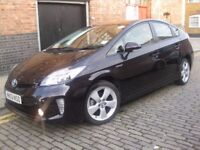TOYOTA PRIUS T SPIRIT HYBRID ELECTRIC NEW SHAPE 2013 UK CAR *** PCO UBER READY **** 5 DOOR HATCHBACK