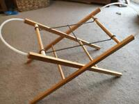 Cot stand