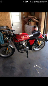Selling my Royal Enfield Continental GT