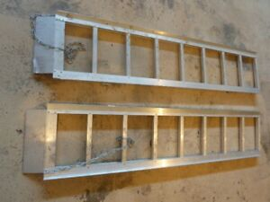 Loading Ramps for Motorcycle or ATV