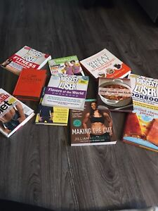 Cookbooks & weight loss books