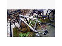 Silver Trek 1.1 Racer Bike