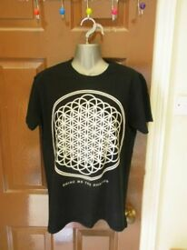 joblot of BMTH bring me the horizon band shirts size small/medium. all great condition