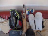 youths cricket set