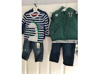 BNWT Baby boys 9-12 months outfits