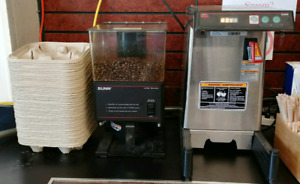 Bunn Coffee Maker and Grinder