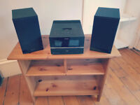 Sony DAB Micro HiFi System with Built-In iPod Dock | Good Condition | £15
