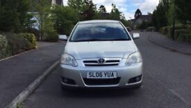 2006 (06) TOYOTA COROLLA 1.4 COLOUR COLLECTION PETROL LOW MILES 5 DOOR SILVER