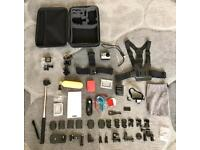 Go Pro Hero 4 and lots of Accessories