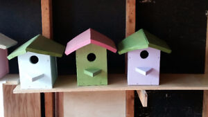 BAT HOUSES AND BIRD HOUSES FOR SALE