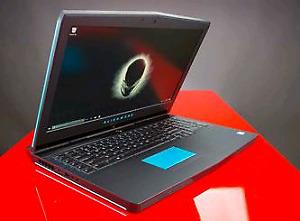Gaming laptop : Alienware r4