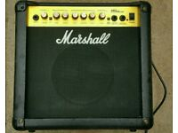 Marshall bass amplifier 45w in used condition can deliver or post!