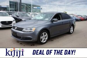 2014 Volkswagen Jetta Sedan COMFORTLINE Sunroof,  Heated Seats,