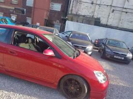 Honda Civic 1.6 Sport, Type S, Type R Replica