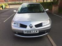 Renault Megane 1.6 AUTOMATIC 38k low genuine mileage hpi cleare