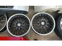 17 inch BSA 4x100 4x114 rims alloy wheels Honda integra eg ek vti esi lsi