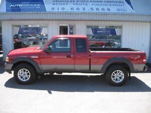 2007 Ford Ranger FX4 Auto