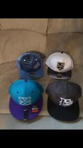Fitted Hats & Snapbacks Mostly New