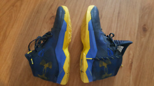 Curry basketball shoes size 10.5