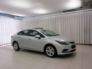 2017 Chevrolet Cruze HURRY!! DON'T MISS OUT!! LT SEDAN w/ TOUCH