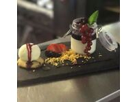 Experienced Chef available UK and Europe for Hotels, Gastros, Locals and Restaurants