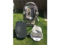 Chicco magic high chair suitable from birth