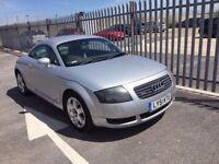 2001 Audi TT 1,8 litre 3dr 1 owner 4 months mot