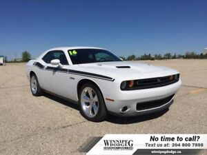 2016 Dodge Challenger R/T w/Sunroof  Leather  w/Sunroof  Leather