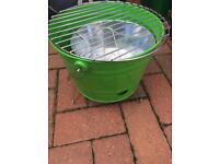 Portable coal BBQ brand new