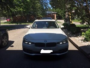 2016 BMW 320i lease takeover