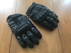 Armoured riding gloves for sale!