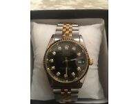 Rolex watch for sale, sweeping movement!
