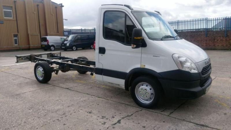 2013 13 IVECO-FORD DAILY 2.3 35S11 1D 106 BHP 1 OWNER F/S/H DIESEL
